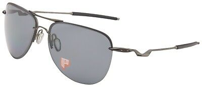 85cd7a5cb8 NEW OAKLEY TAILPIN Carbon w  Prizm Daily Polarized OO4086-04 Aviator ...