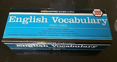 sparknotes flashcards