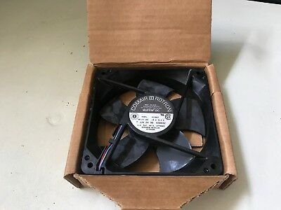 "Comair Rotron Muffin 48V DC Fan Model MC48A7 .18A 8.4W 4-23/32"" *Free Shipping!!"
