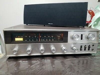 Lafayette  LR-1500T  Stereo Receiver Tested Vintage Rare