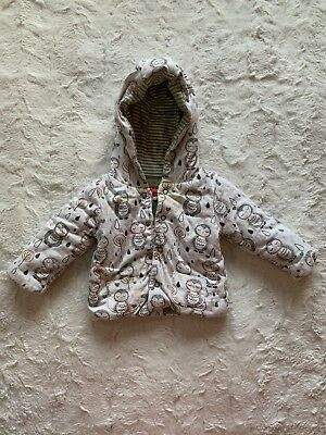 Sprout Hooded Jacket Size 00