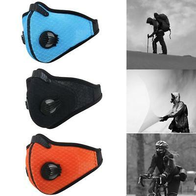 Winter Warm Windproof Mask Half Face Mouth Muffle for Cycling Running
