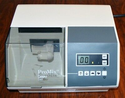 Dentsply ProMix 400 Amalgamator Works w/ Manual, Cord