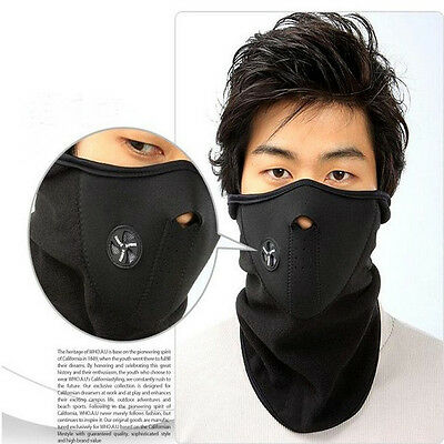Durable Cold Wind Winter Face Protection Mask Outdoor Cycling Riding Sports UK-1