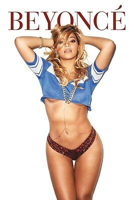 Beyonce 24X36 Poster Pop Queen Texas Grammy Award Woman Celebrity Girlfriend Lot