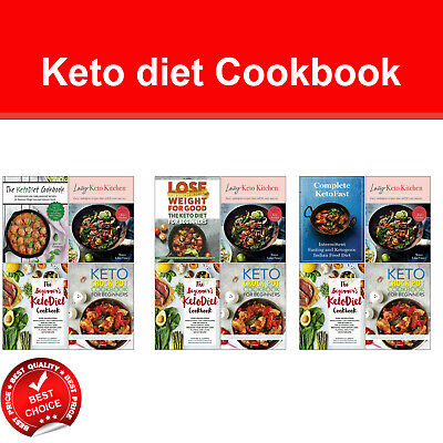 Healthy Eating Cookbook collection Diet recipes books set Bosh, Bake off, Joes