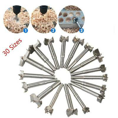 15-90mm  Woodworking Boring Wood Hole Saw Cutter Drill Bit CARBIDE TIP AU