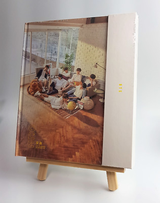 BTS EXHIBITION BOOK PHOTOBOOK with Free Gift Free Shipping