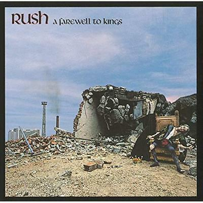 A Farewell To Kings [Remastered] by Rush (CD, May-1997, Mercury) *NEW* FREE S&H