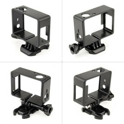 For GoPro HERO5 3+ 4 Black Protective Frame Housing Case Shell Mount Accessories