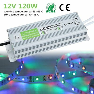 120W DC12V Top Quality LED Driver Power Supply Transformer LED Strip Light