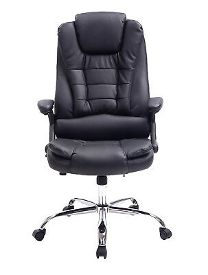 Adjustable Lumbar Support High-Back Swivel Adjustable Computer Office Chair Soft