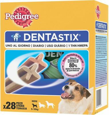 Pedigree Dentastix Medium: confezione 28 pz