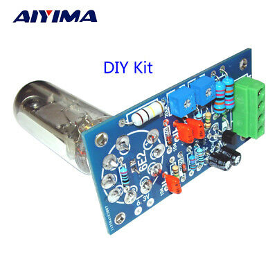 Aiyima 6E2 Tube VU Meter Power Level Driver Board Audio Level Indicator DIY Kits