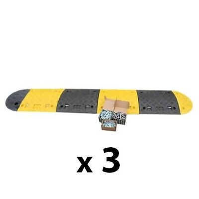50mm Speed Ramp Kit (7.5 METRE) - 12 mid sections, 6 ends + 6 additional ends