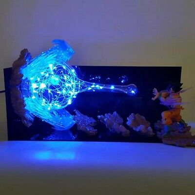 Dragon Ball Z (Goku) DIY Lamp