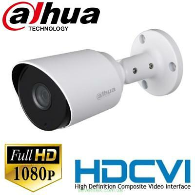 Telecamera Videosorveglianza 2 Mpx Full Hd Bullett 2.8 Mm Dahua Ip67 20Mt Hdcvi