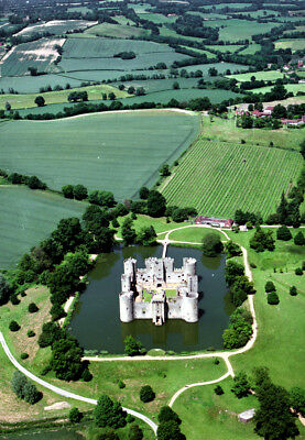 Any House Castle Or Village From The Air Up To 40 Years Ago
