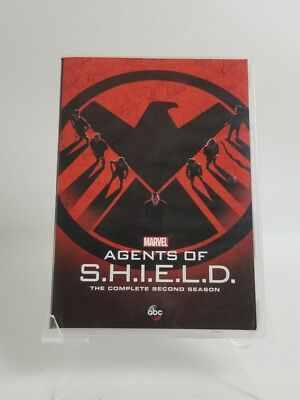 Agents Of S.H.I.E.L.D. Shield Complete Second Series DVDs