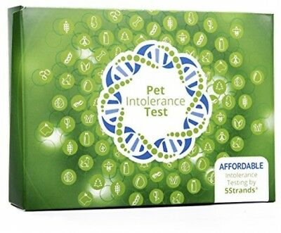 5Strands | Household Pet Food Allergy Sensitivity And Intolerance Test Kit | At