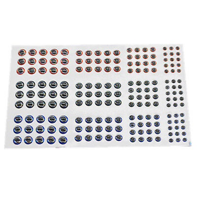 183pcs Fish Eye 3-6mm 3D Holographic Lure Fish Eyes Fly Tying Jigs Crafts Dolls
