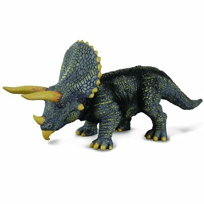 TRICERATOPS JURASSIC DINOSAUR TOY MODEL by COLLECTA 88037 - NEW WITH TAG