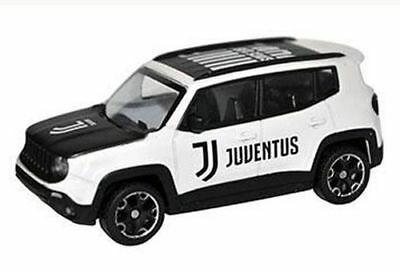 Modellino Jeep Renegade in scala 1:43 Juve