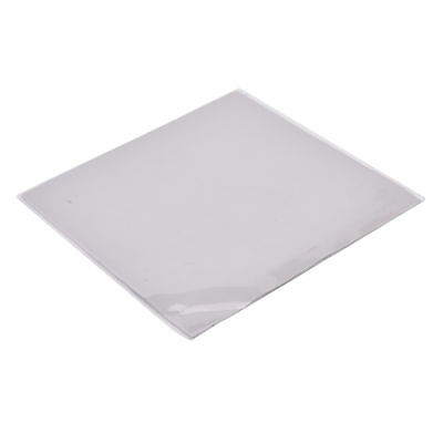 Grey GPU CPU Heatsink Thermal Conductive Silicone Pad 100mm x 100mm x 1mm US