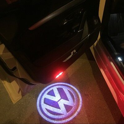 Led Sottoporta Sotto Porta Vw Golf Polo Lupo Fox Passat Tiguan Touran New Beetle