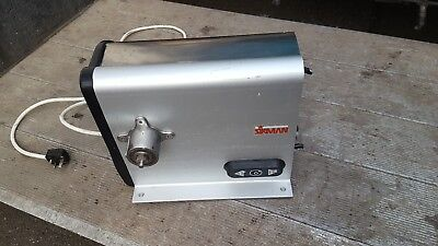 Commercial Catering Butchers Meat mincer, Sirman 22
