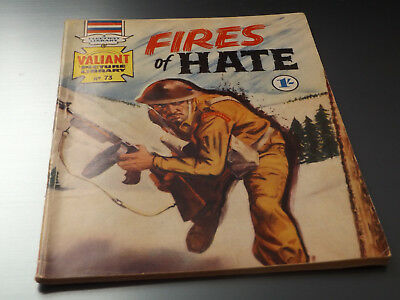 VALIANT PICTURE LIBRARY,NO 73,1966 ISSUE,V GOOD FOR AGE,52 yrs old,RARE COMIC.