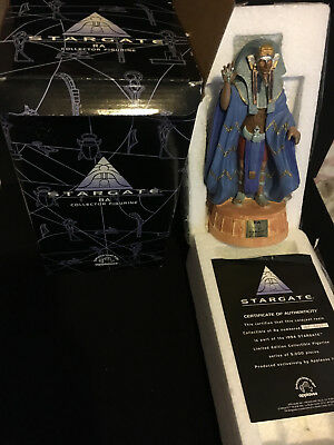 Stargate Movie RA Collector Figurine Applause 1994 New in Box