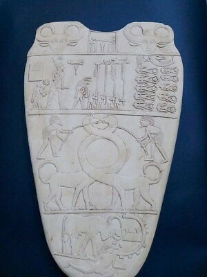 Ancient Egyptian Antiques Unique Palette Of King Narmer 2F Egypt LUXOR Stone BC