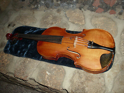 Viola by World Renowned Fiddler Maker in Floyd County Virginia Arthur Conner1994