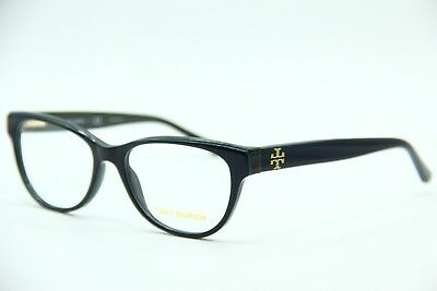 5d3fa1dca334 New Tory Burch Ty 2065 1598 Blue Eyeglasses Authentic Frame Rx Ty2065 53-17