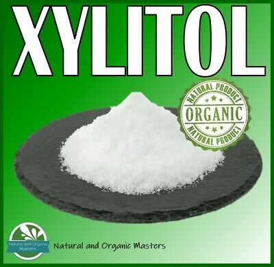 ✅XYLITOL 100% Pure Natural Sweetener - Premium Quality Sugar Replacement