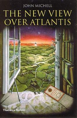 New View over Atlantis by John Michell 1995 Occult New Age Magick Esotericism