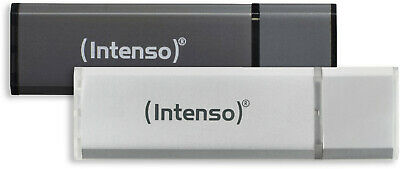 INTENSO Alu Line 2x, USB-Stick, USB 2.0, 32 GB