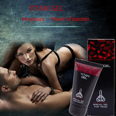 Titan Gel Intimate Lubricant Enlargement Jelqing Delay Genuine Sex Products