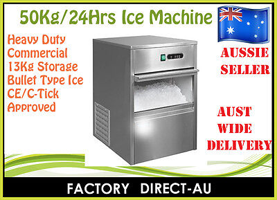 Brand New HEAVY DUTY COMMERCIAL ICE MAKER / MACHINE 50 TO 65KG/24 HOUR