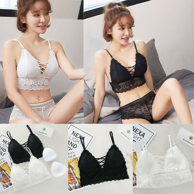 Women's Push Up Bra Set Embroidery Lace Lingerie Bra Lot and Panties Hot Sale