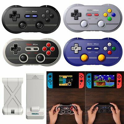 8Bitdo N30 Pro 2 Blutooth Controller For Nintendo Switch Windows Android MacOS