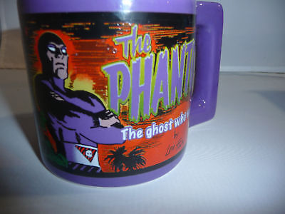 THE PHANTOM COFFEE MUG     *** THE GHOST WHO WALKS ***brand new