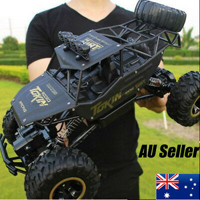 RC Remote Control Car 1/12 Electric 4WD OFF Road RTR Monster Truck Kids Gifts AU