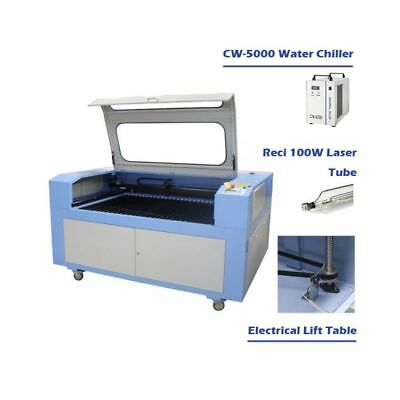 "51""x35"" (1300mmx900mm) Laser Cutter, with Reci S4 Laser Electric Lifting Table"