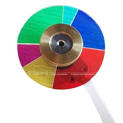 NEW PROJECTOR COLOR Wheel For Optoma HD20LV Projector Repair Parts Copper  Core