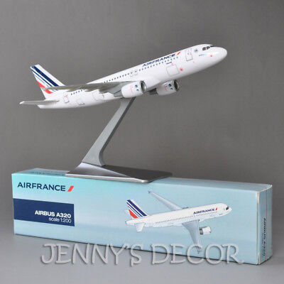 Aircraft Model Collection 1:200 Airbus A320 Aerobus Air France Plane Replica