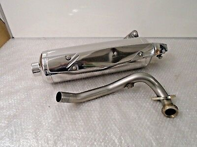 Piaggio MP3 500 LT Business LT Sport Genuine Exhaust Silencer Assy New 1A0018785