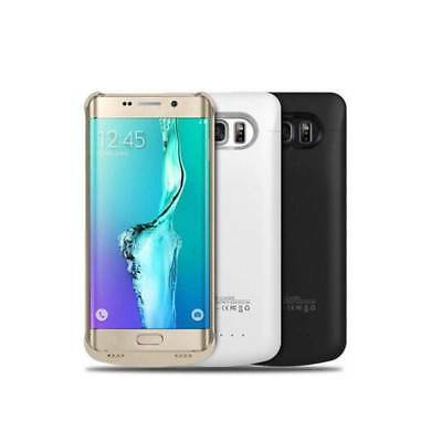 External Battery Charger Case Cover Power Bank For Samsung Galaxy S6 Edge Plus