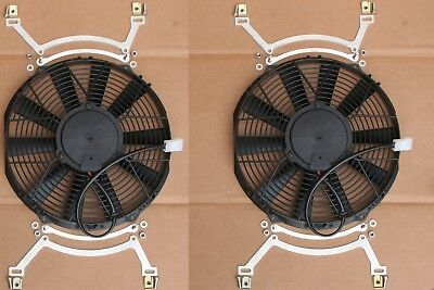 Alfa Romeo Alfetta GTV6 kit ventilateur cooling fan set